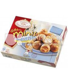 Produktabbildung: Conditorei Coppenrath & Wiese Cafeteria Minis Sahne-Windbeutel 230 g