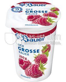 Produktabbildung: Bauer Der große Bauer Himbeere 250 g