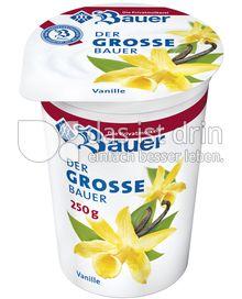 Produktabbildung: Bauer Der große Bauer Vanille 250 ml