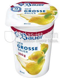 Produktabbildung: Bauer Der große Bauer Birne 250 ml