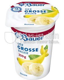 Produktabbildung: Bauer Der große Bauer Banane 250 ml
