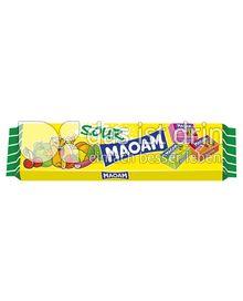 Produktabbildung: Maoam Würfel 10er Sour 220 g