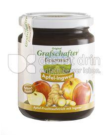 Produktabbildung: Grafschafter Gourmet Apfel-Ingwer 320 g