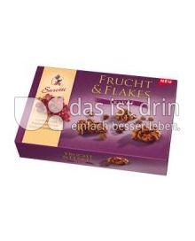 Produktabbildung: Sarotti Frucht & Flakes Traube 150 g