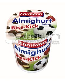 Produktabbildung: Almighurt Biss-Kick Erdbeer 150 g