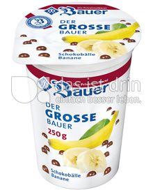 Produktabbildung: Bauer Der große Bauer Banane-Schokobälle 250 ml