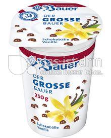 Produktabbildung: Bauer Der große Bauer Vanille-Schokobälle 250 ml