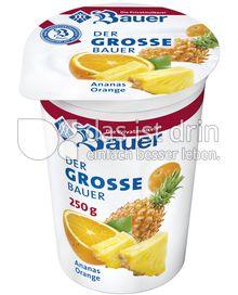 Produktabbildung: Bauer Der große Bauer Ananas-Orange 250 ml