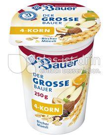 Produktabbildung: Bauer 4 Korn Bircher Müesli 250 ml