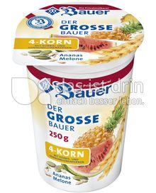 Produktabbildung: Bauer 4 Korn Ananas - Melone 250 ml