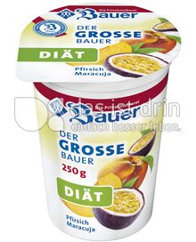 Produktabbildung: Bauer Der grosse Bauer Diät Pfirsich Maracuja 250 g