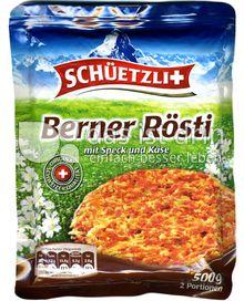 Produktabbildung: Schüetzli Berner Rösti 500 g