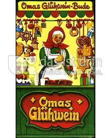 Produktabbildung: St. Lorenz Omas Glühwein 1 l