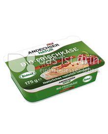 Produktabbildung: Andechser Natur Bio-Frischkäse Paprika-Chili 175 g