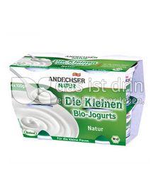 """Produktabbildung: Andechser Natur """"Die Kleinen Bio-Jogurts"""" Natur 100 g"""