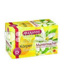 Produktabbildung: Teekanne Muntermacher 40 g