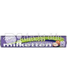 Produktabbildung: Milka Milketten Haselnuss 40 g