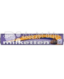 Produktabbildung: Milka Milketten Nougat 40 g