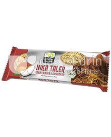 Produktabbildung: Whole Earth Inka Taler Kokos-Mango & Amaranth 75 g