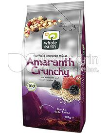 Produktabbildung: Whole Earth Amaranth Crunchy & Red & Berries 400 g