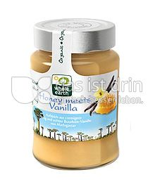 Produktabbildung: Whole Earth Honey meets Vanilla 250 g