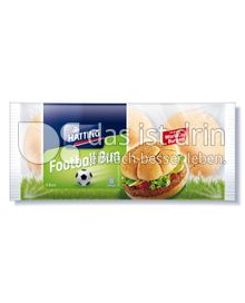 Produktabbildung: Hatting Football Bun 6 St.