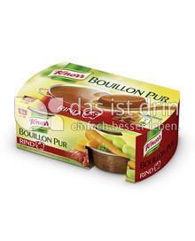Produktabbildung: Knorr Bouillon Pur Rind