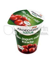 Produktabbildung: Andechser Natur Bio-Jogurt mild, Herzkirsche 3,7% 400 g