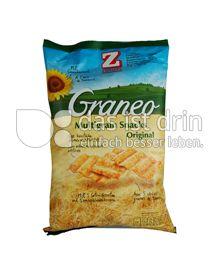 Produktabbildung: Zweifel Graneo Multigrain Snack Original 100 g