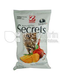Produktabbildung: Zweifel Secrets Jamaica Hot Chips 100 g