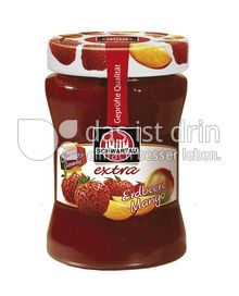 Produktabbildung: Schwartau extra Erdbeere Mango 340 g