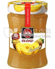 Produktabbildung: Schwartau extra Ananas 340 g