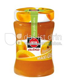 Produktabbildung: Schwartau extra Aprikose 600 g