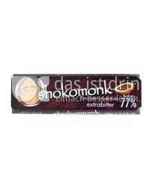 Produktabbildung: shokomonk extrabitter 50 g