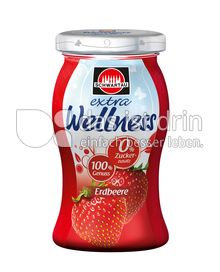 Produktabbildung: Schwartau extra Wellness Erdbeere 260 g