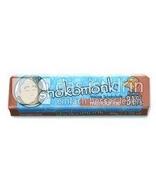 Produktabbildung: shokomonk Weiße Schokolade mandarine 50 g