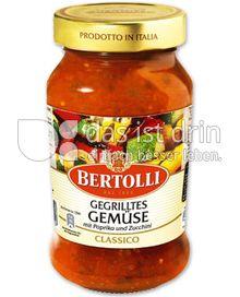 Produktabbildung: Bertolli Pasta Sauce Classico Gegrilltes Gemüse 400 g