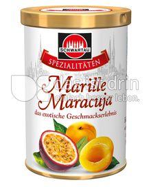 Produktabbildung: Schwartau Spezialitäten Marille-Maracuja 350 g
