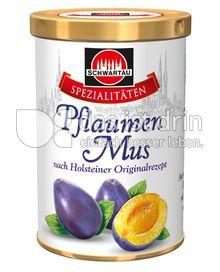 Produktabbildung: Schwartau Spezialitäten Pflaumen Mus 350 g