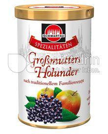 Produktabbildung: Schwartau Spezialitäten Großmutters Holunder 350 g