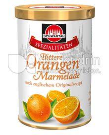 Produktabbildung: Schwartau Spezialitäten Bittere Orangen Marmelade 350 g