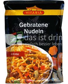 Produktabbildung: Vitasia Gebratene Nudeln 119 g