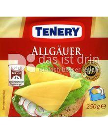 Produktabbildung: Tenery Allgäuer 250 g