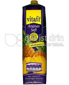 Produktabbildung: Vitafit Ananassaft 1 l