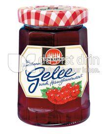 Produktabbildung: Schwartau Rote Johannisbeeren Gelee 225 g