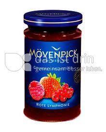 Produktabbildung: Mövenpick of Switzerland Gourmet-Frühstück Rote Symphonie 250 g
