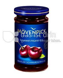 Produktabbildung: Mövenpick of Switzerland Gourmet-Frühstück Baseler Schwarzkirsche 250 g