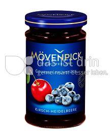 Produktabbildung: Mövenpick of Switzerland Gourmet-Frühstück Kirsch-Heidelbeere 250 g