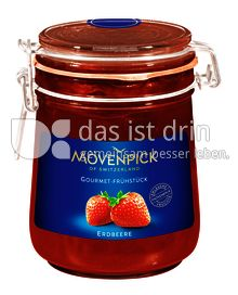 Produktabbildung: Mövenpick of Switzerland Gourmet-Frühstück Erdbeere 850 g