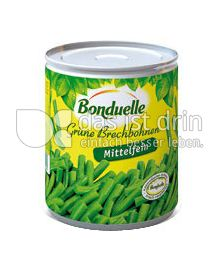Produktabbildung: Bonduelle Grüne Brechbohnen mittelfein 850 ml